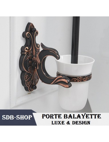 Collection Dragon, Porte balayette rétro-chic