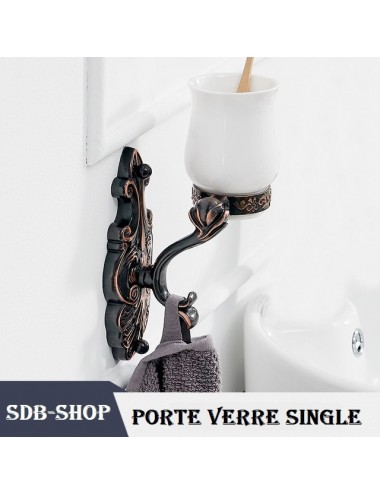 Collection Dragon, porte verre single design