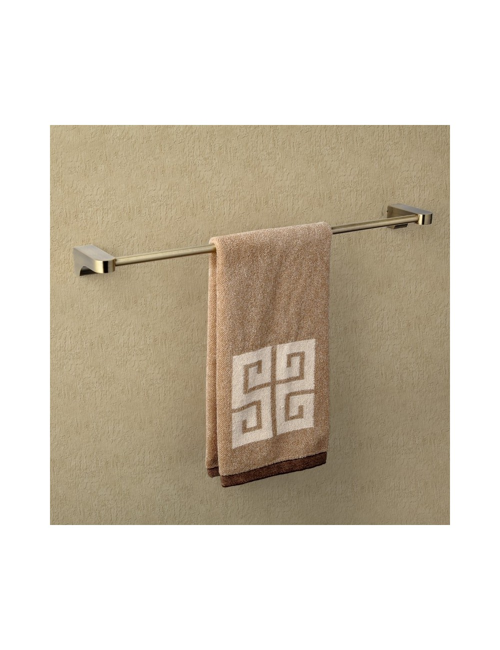 Collection Zeus 2, porte serviette Bronze