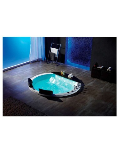 Baignoire balnéo DUO DREAM full option