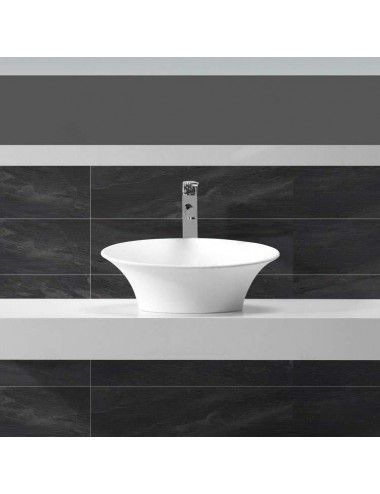 Opalis, vasque chic design 460x460x170 mm