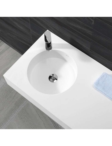 Dino, lavabo suspendu design  1000x500x160 mm