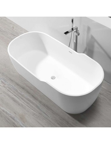 Bwild, Baignoire design 1800x840x600 mm Solid Surface