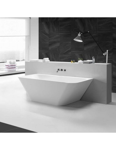 Powel, Baignoire solid surface design 1790x845x575