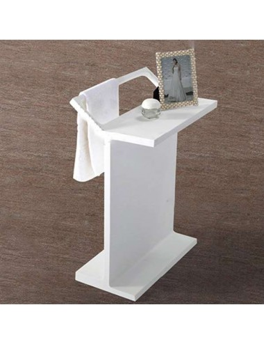 Doll's, étagere sur pied design Solid Surface