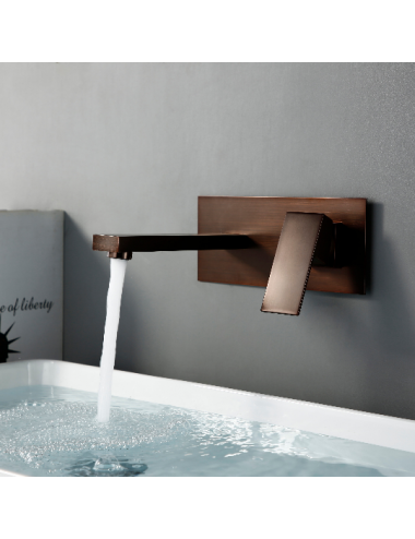 Miroir led bluetooth 80x60 cm, Stompe
