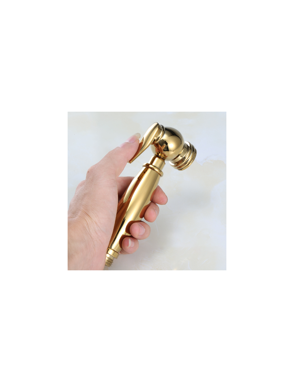 Miroir mural led Star, bluetooth 80 x 60 cm