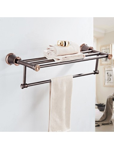 Collection Tillo, rack porte serviette haut gamme
