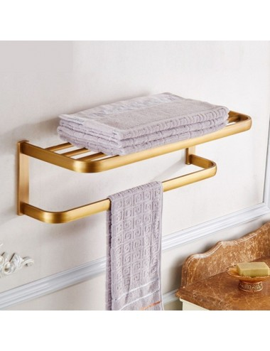 Collection Atis, Rack porte serviette , Bronze